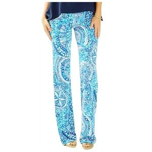 Lilly Pulitzer Georgia May Palazzo Pants XS